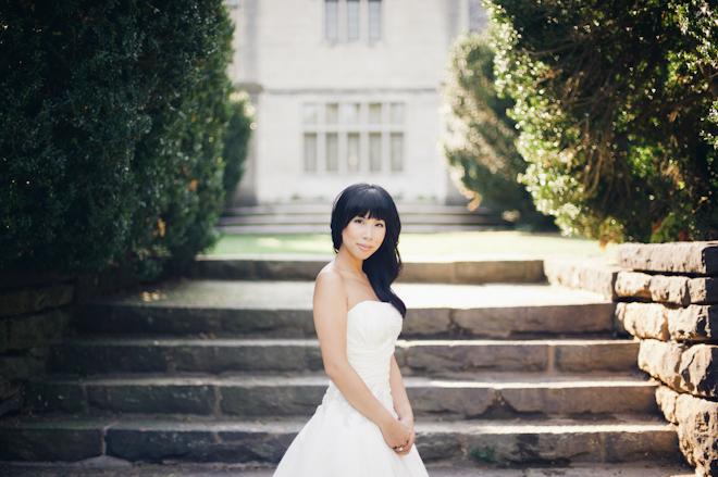 Hartwood Acres wedding photographer - Johanna's Bridal session