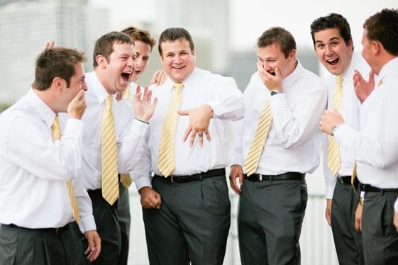 hilarious bridal party photos