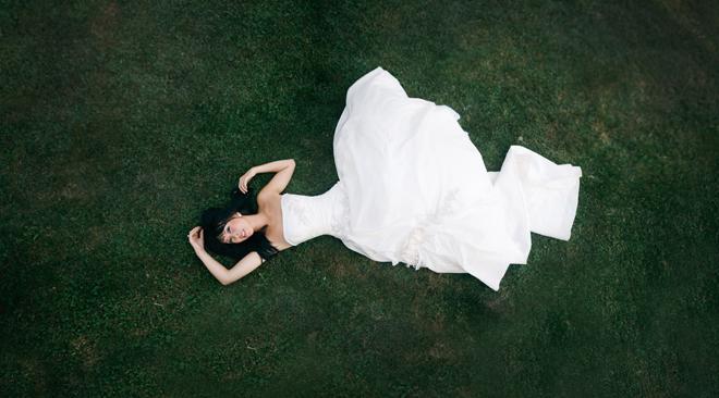 Bridal Session at Hartwood Acres