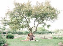 Engagement Session at Hartwood Acres