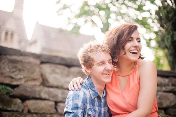 Engagement at Hartwood Acres