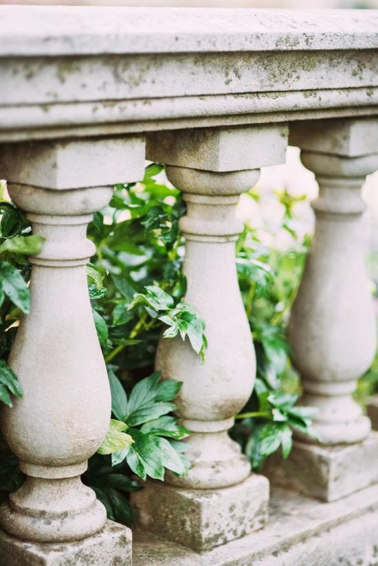Garden Details at Hartwood Acres