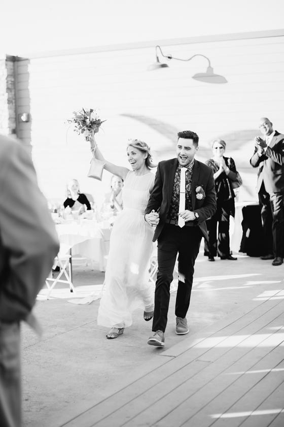 J Crew wedding