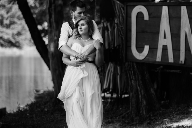 Cook Forest Wedding