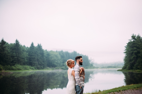 New Germany State Park wedding