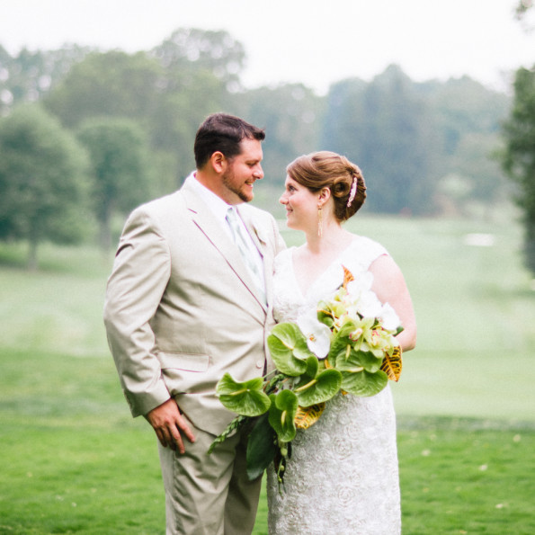 Golf courses in Pittsburgh for weddings