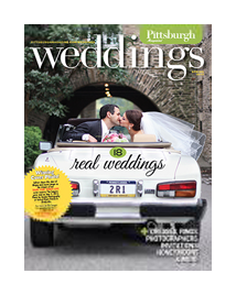 Pittsburgh Magazine Wedding Inspiration