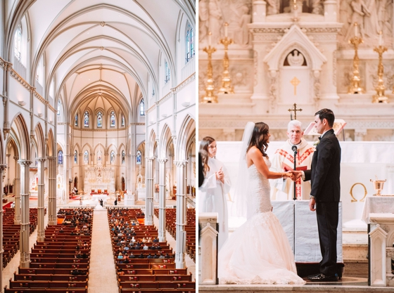 pittsburgh cathedral wedding ceremony