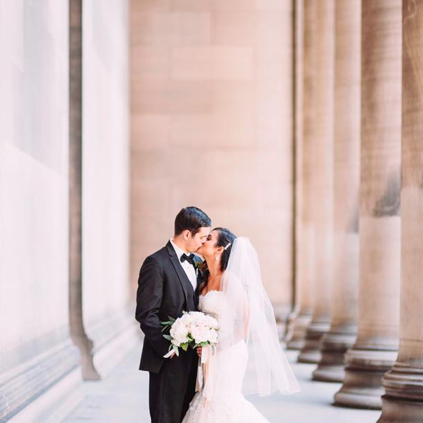 Gorgeous Pittsburgh wedding