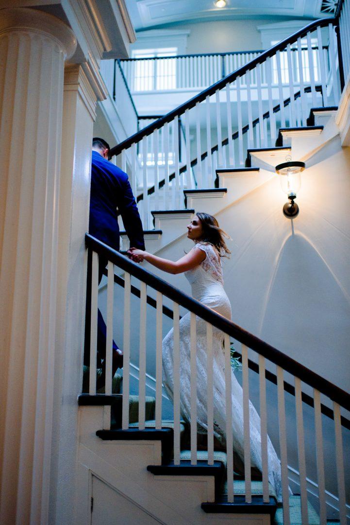 Omni Bedford Springs Wedding Photographer