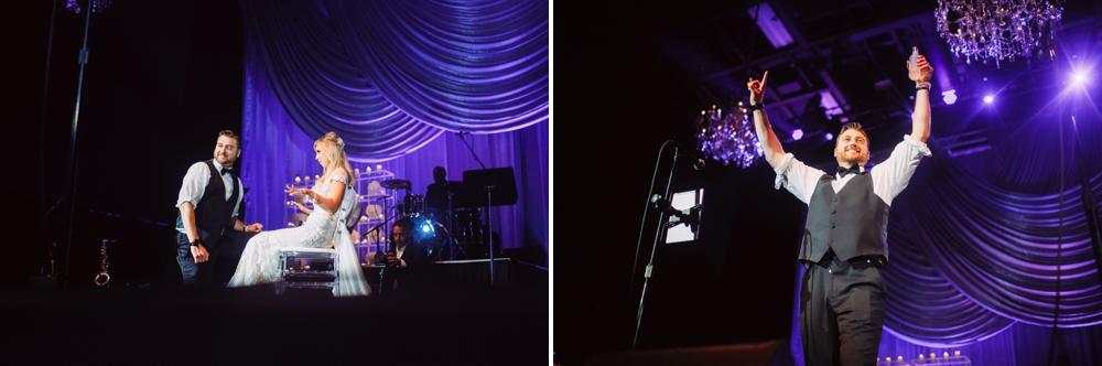 Stage AE Wedding