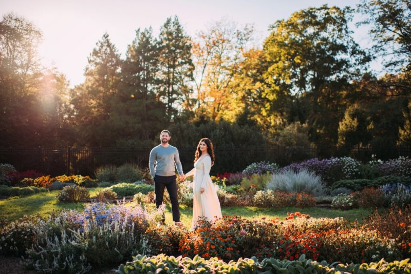 Hartwood Acres Mansion Wedding Engagement