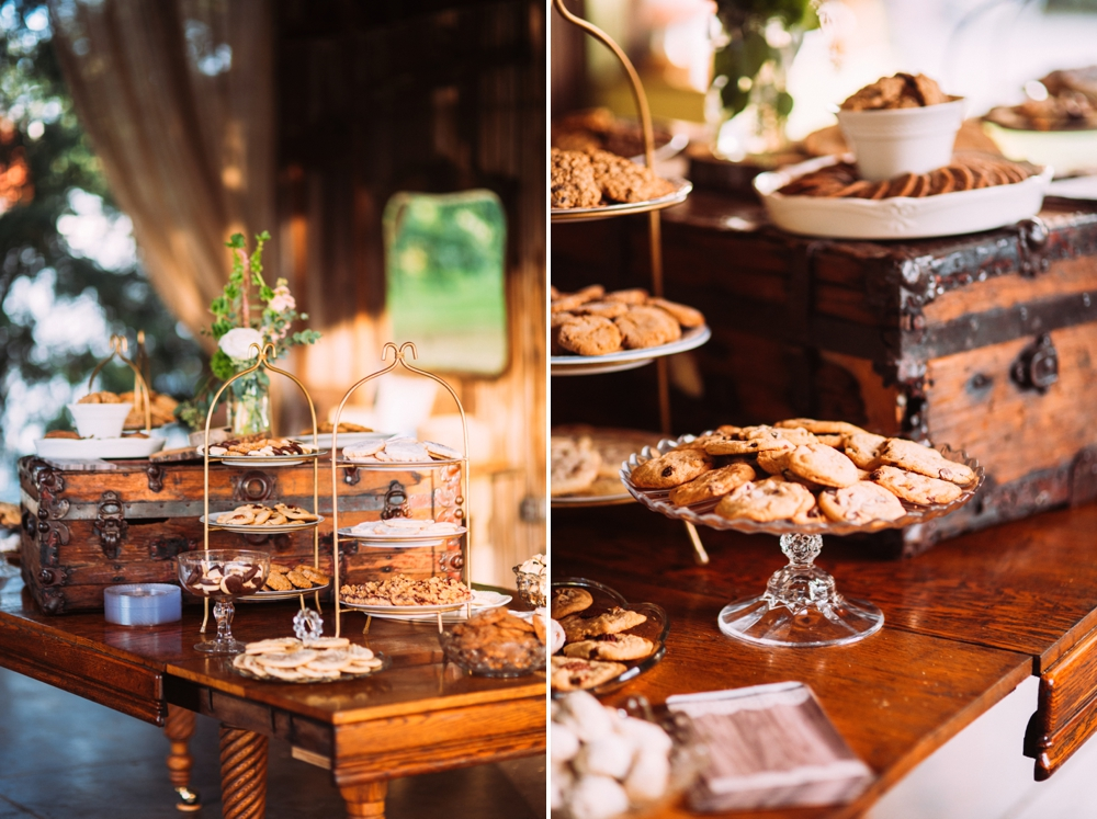cookie table ideas