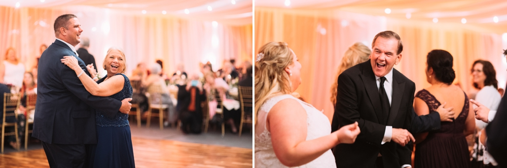 Lake Shore Country Club Erie Wedding
