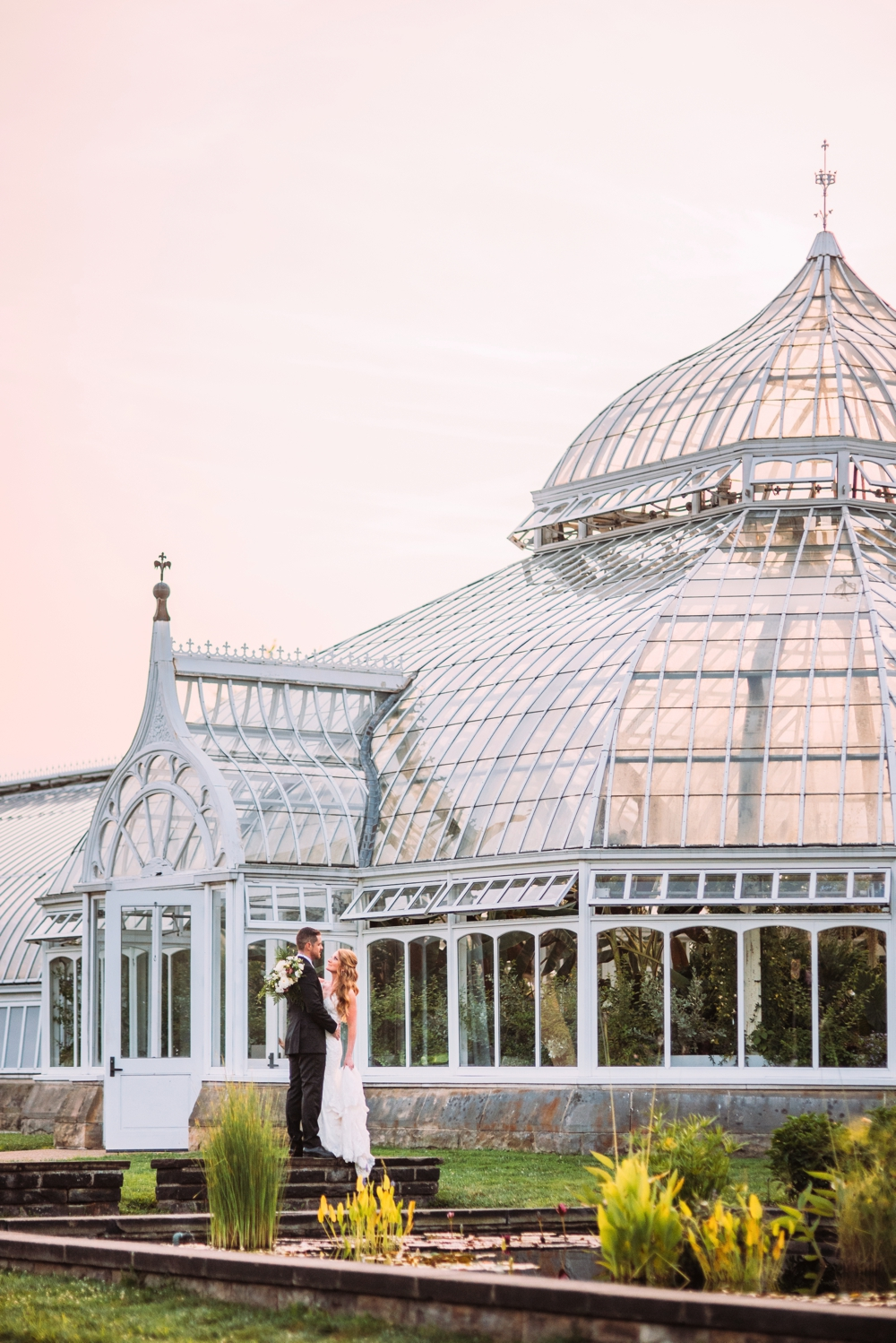 Phipps Conversatory Wedding Pittsburgh