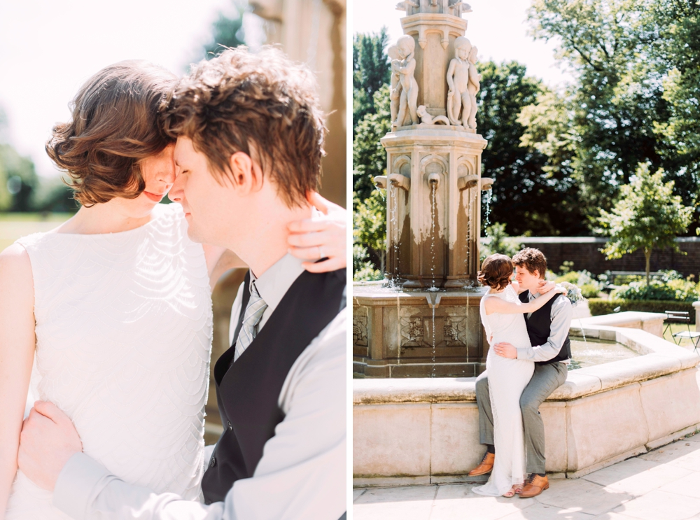 Pittsburgh Elopement Photographer