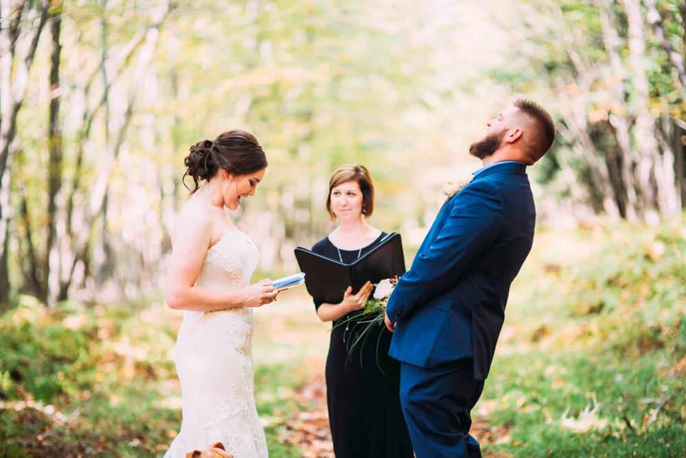 Savage River Lodge Elopement Wedding