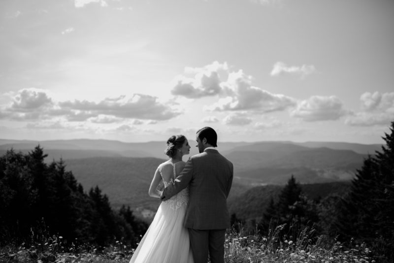 Snowshoe Wedding West Virginia