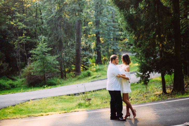 Hartwood Acres Mansion Engagement Photographers