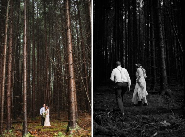 Savage River Lodge Wedding Elopement
