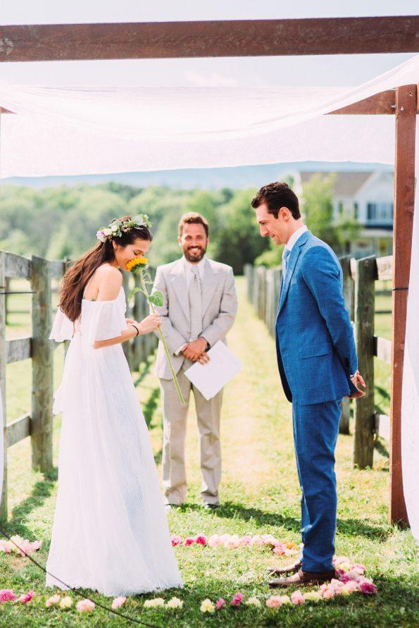 Oz Farm Saugerties New York Wedding Woodstock