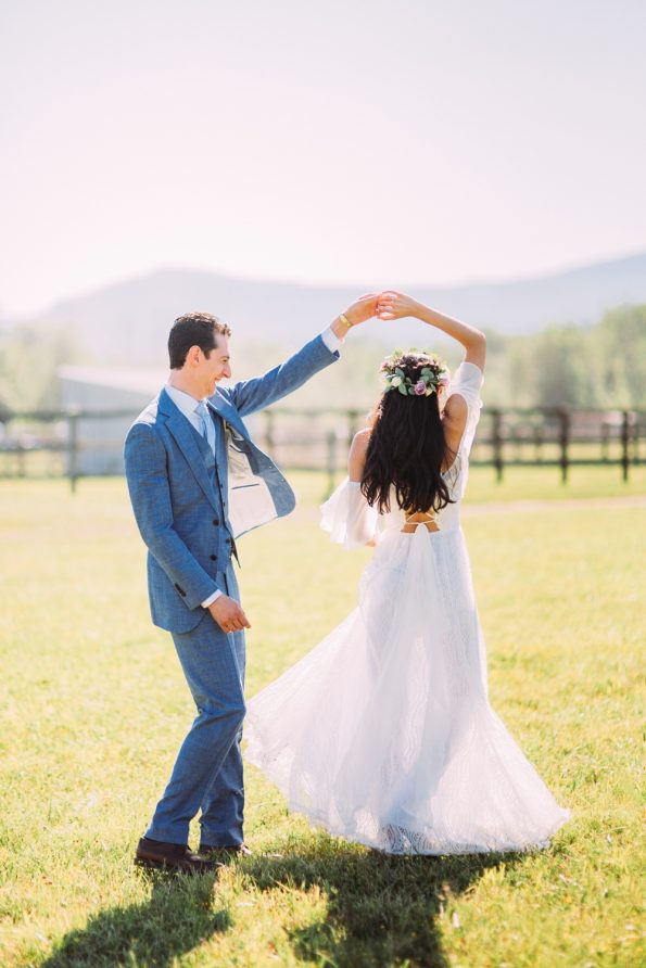 Oz Farm Saugerties New York Wedding Woodstock