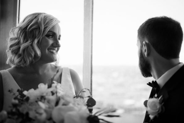 Monterey Bay Fish Grotto wedding