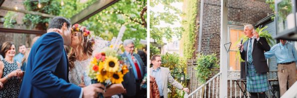 Morning Glory Inn Pittsburgh Wedding Pictures
