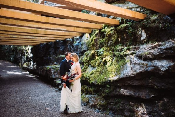 photo session at Fallingwater