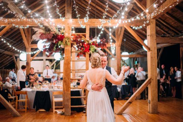 Wedding at Fallingwater