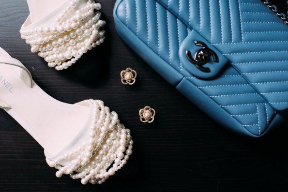 Chanel Wedding details