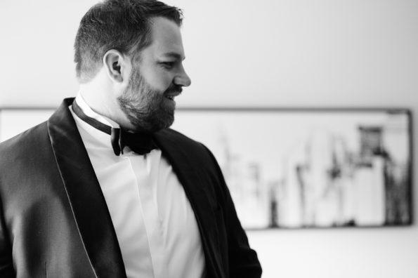 Pittsburgh groom