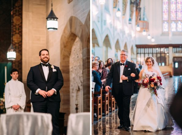 Pittsburgh wedding ceremony