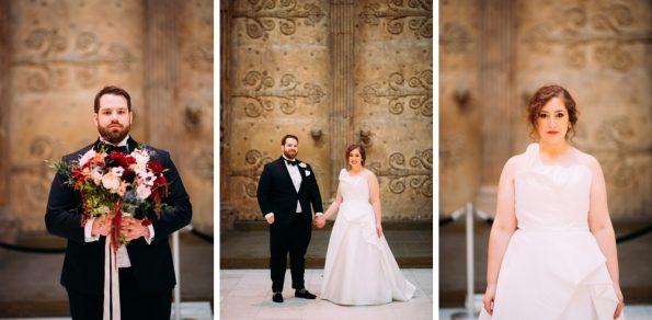 Carnegie Museum Foyer Wedding Pittsburgh