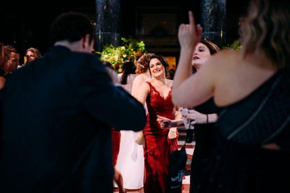 dance floor wedding pictures
