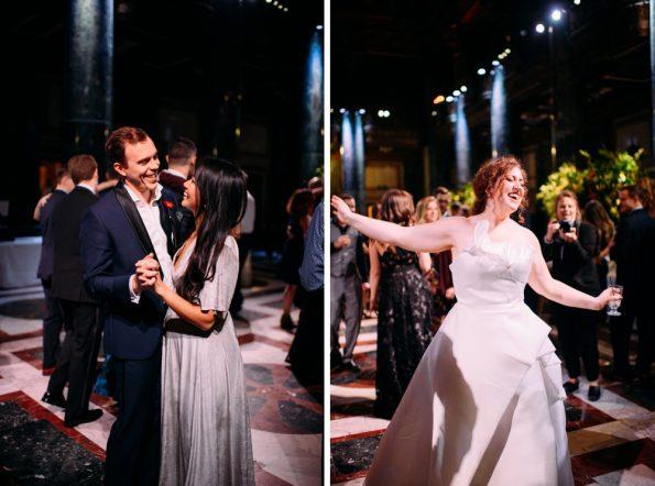 Pittsburgh wedding dance floor