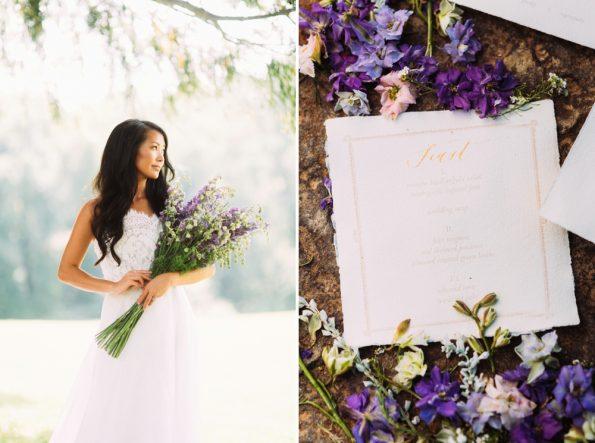 Wedding menu card ideas