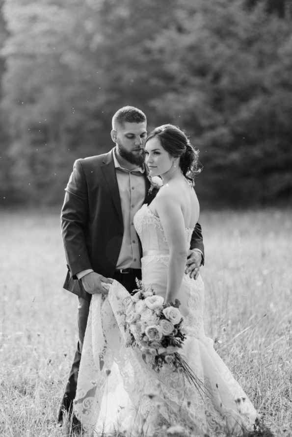 Maryland wedding portrait