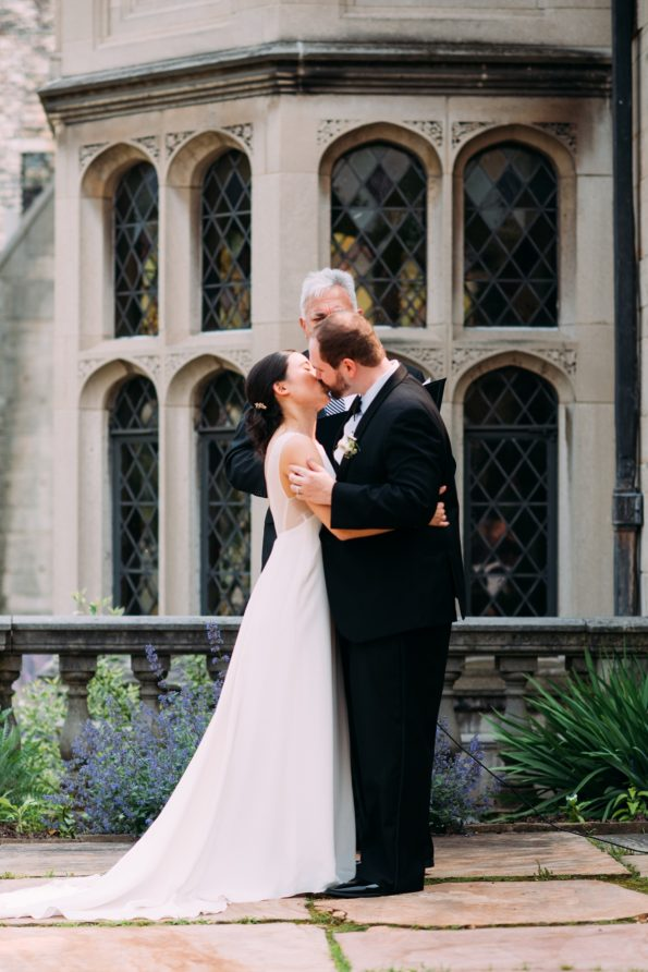 Pittsburgh Wedding Photographer Succop Conservatory