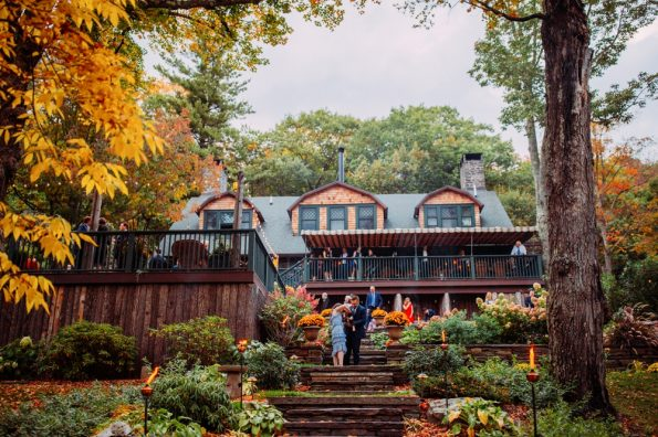 Deer Mountain Inn Tannersville NY Wedding Photographer
