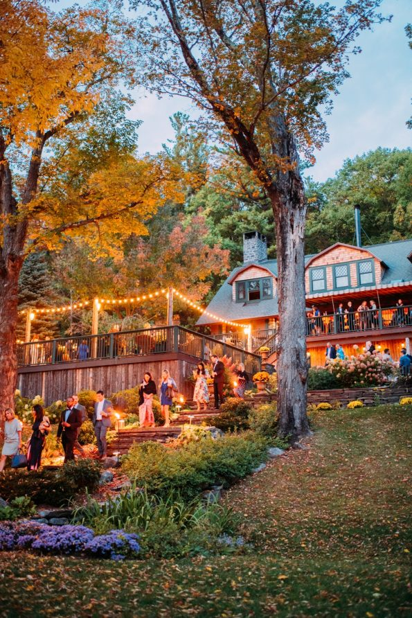 Deer Mountain Inn Tannersville NY Wedding Photographer