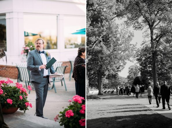 Montour Heights Country Club Wedding Photographers
