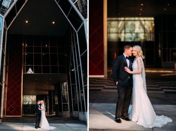 PPG Wintergarden Wedding Photography Pittsburgh VeronicaVaros