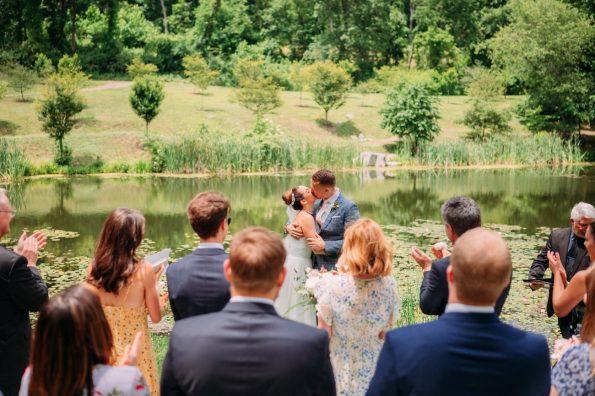 Pittsburgh Botanic Gardens Wedding