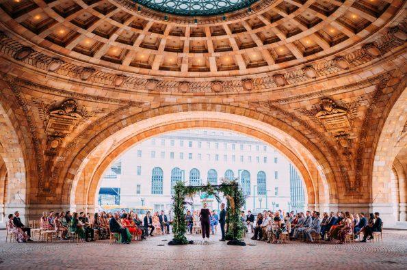 The Pennsylvanian Wedding Pittsburgh
