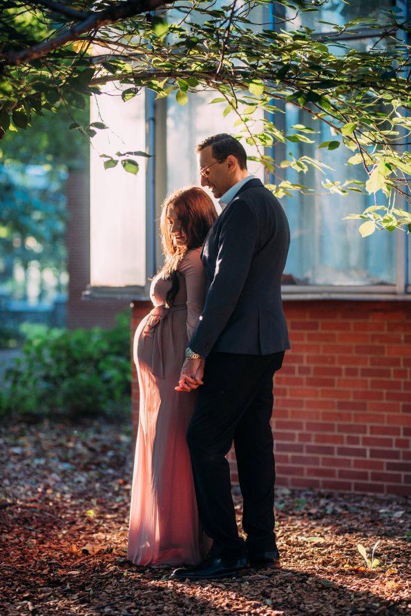 Family Maternity Photographer Pittsburgh