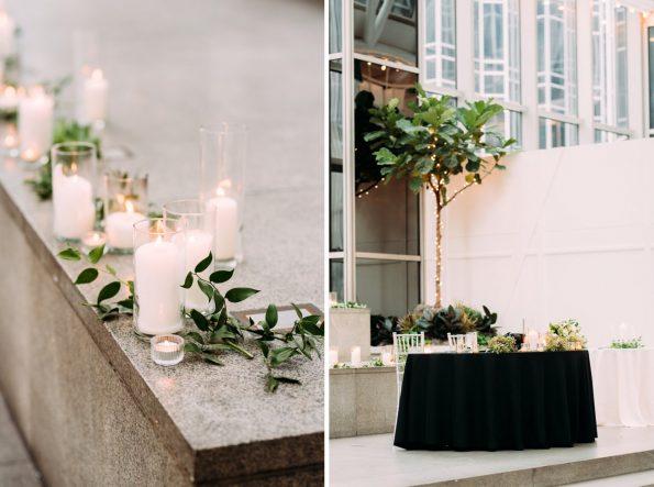 Wintergarden at PPG wedding photography